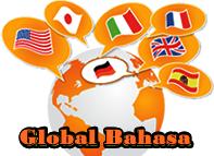 LES PRIVAT<a href='http://globalbahasa.blogspot.com/'> GLOBAL BAHASA</a> | GURU LES BAHASA INGGRIS JERMAN KOREA MANDARIN JEPANG BELANDA PERANCIS