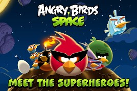 Download iPhone/iPad Game Angry Birds Space 2013 Full Version