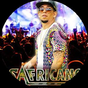 CD Os Africanos Ao Vivo Em Salvador (2016)