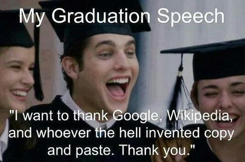 The Best Graduation Speech Ever