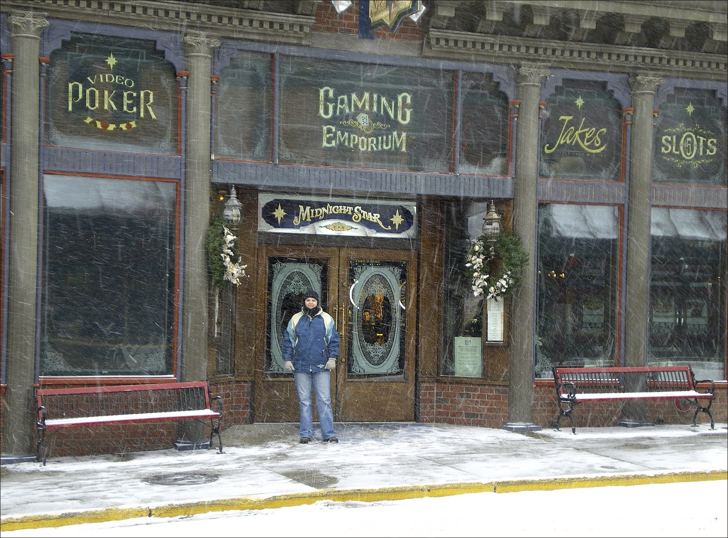 Deadwood, South Dakota