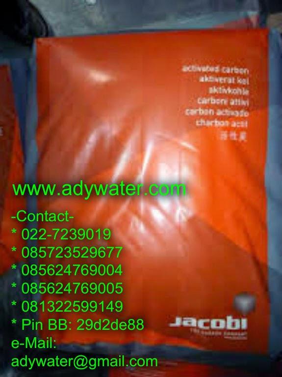Jual Karbon Aktif Jacobi - Harga Karbon Aktif