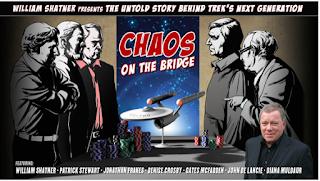 TNG Chaos on the bridge