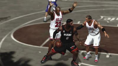 NBA 2K13 Global Mod