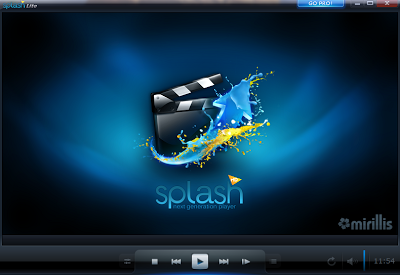 تحميل الاسبلاش بلاير الرائع Splash Lite 1.8.2.0 مجانا