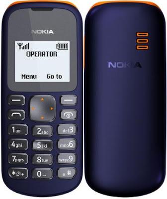 Nokia 103 details