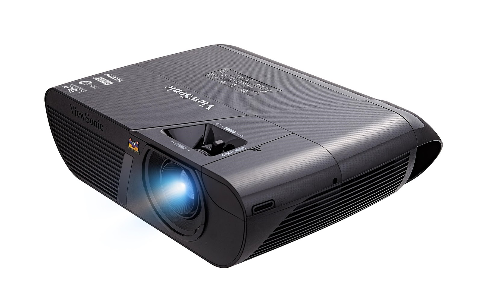 ViewSonic LightStream PJD7325 Digital Projector