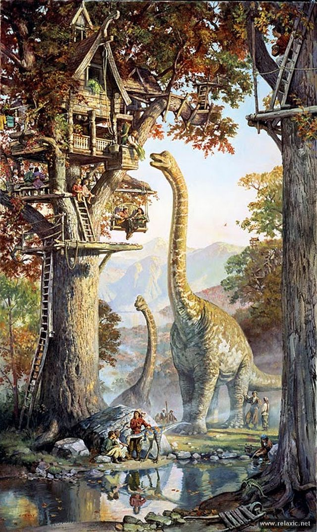 ark how to find lost dinosaurs
