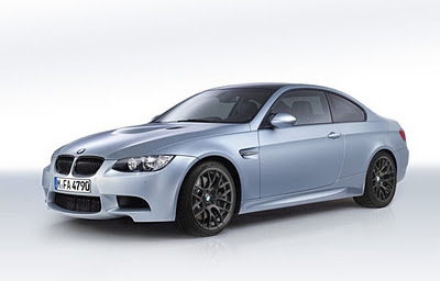 BMW's M3 Competition Edition