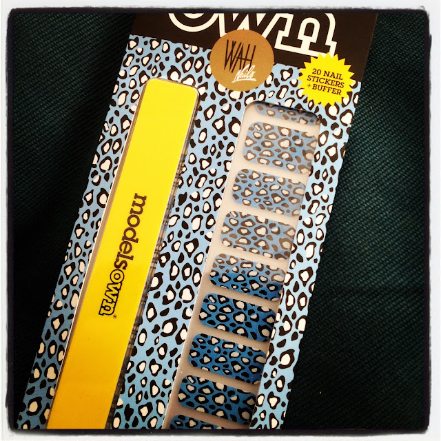 Model's Own WAH Nail Wraps