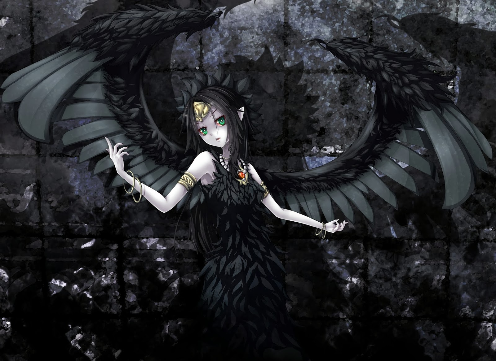 oscuro dark anime wallpaper: Alice´s Fashion: Nuevo Proyecto / New Project