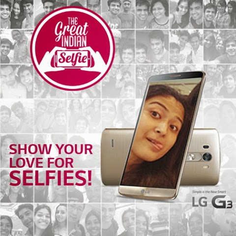 LG Launches The Great Indian Selfie Campaign in India