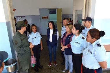 Funcionarios de Polimerida realizaron labor social en la ULE del Ambulatorio Venezuela