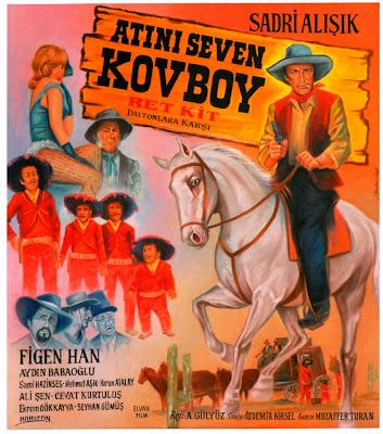 atını seven kovboy izle sadri alışık