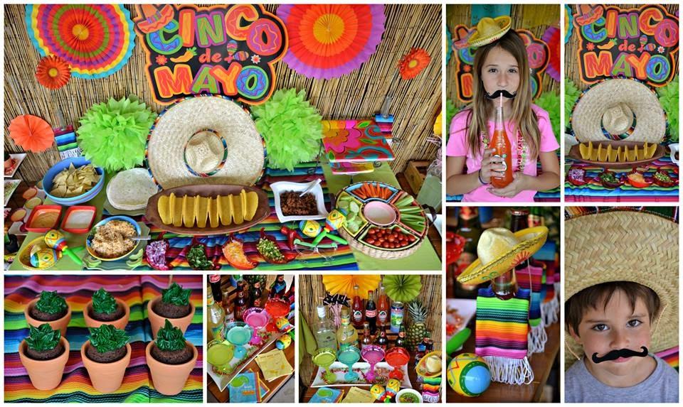 Мексиканская вечеринка атрибутика своими руками 46