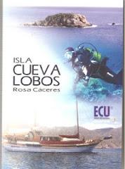 UN  LIBRO DE ROSA CÁCERES, lLLENO DE AVENTURA E INTRIGA