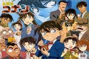 لعبة صور شخصيات انمي المحقق كونان المتشابهة Detective Conan Matching