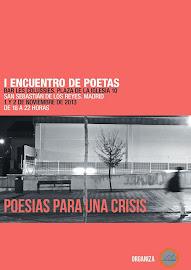 I Encuentro de poetas