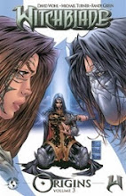 Currently Studying:  Witchblade:  Origins Volume 3