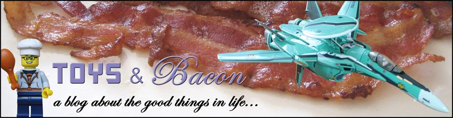 Toys and Bacon