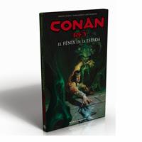 Conan Rey: El Fenix en la Espada [Reseña]