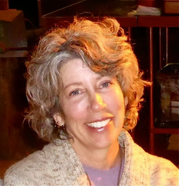 Author photo Maura Pierot