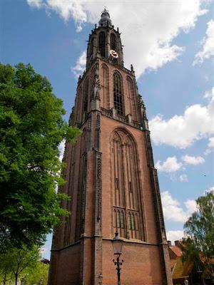 Amersfoort - Torre de Nuestra Señora