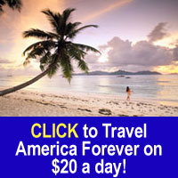 Travel on $20/day forever!