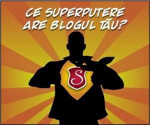 """Surprinzator, cu """"S"""" de la Super Blog"""