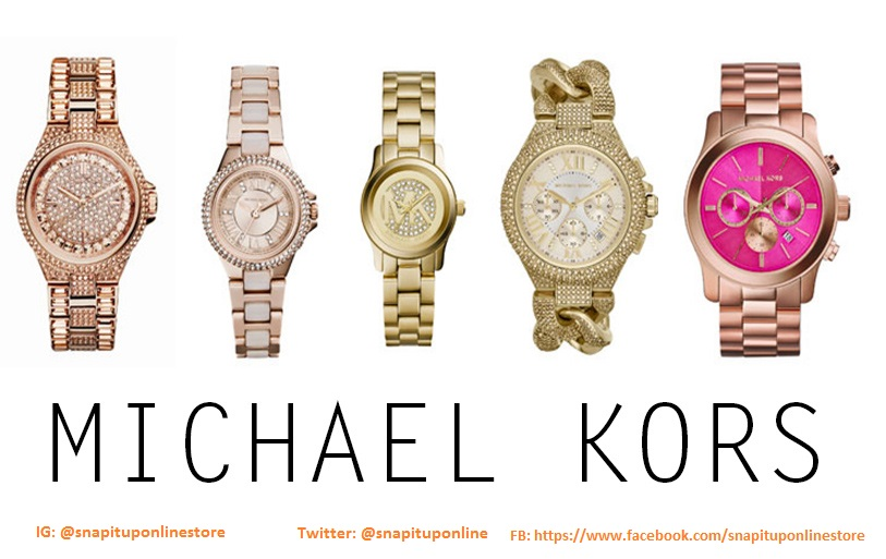 How can you tell if the Michael Kors watch that you are about to buy online  is genuine  Follow these simple steps to verify the authenticity of your ... e6a2bd1222