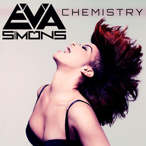 Eva Simons capa oficial 2013