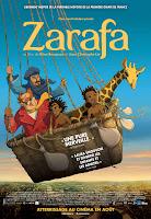 Estrenos de la semana, Making Of, cine, Zarafa, Max Renaudin Pratt, Simon Abkarian, Rémi Bezançon, animación, Jean-Christophe Lie