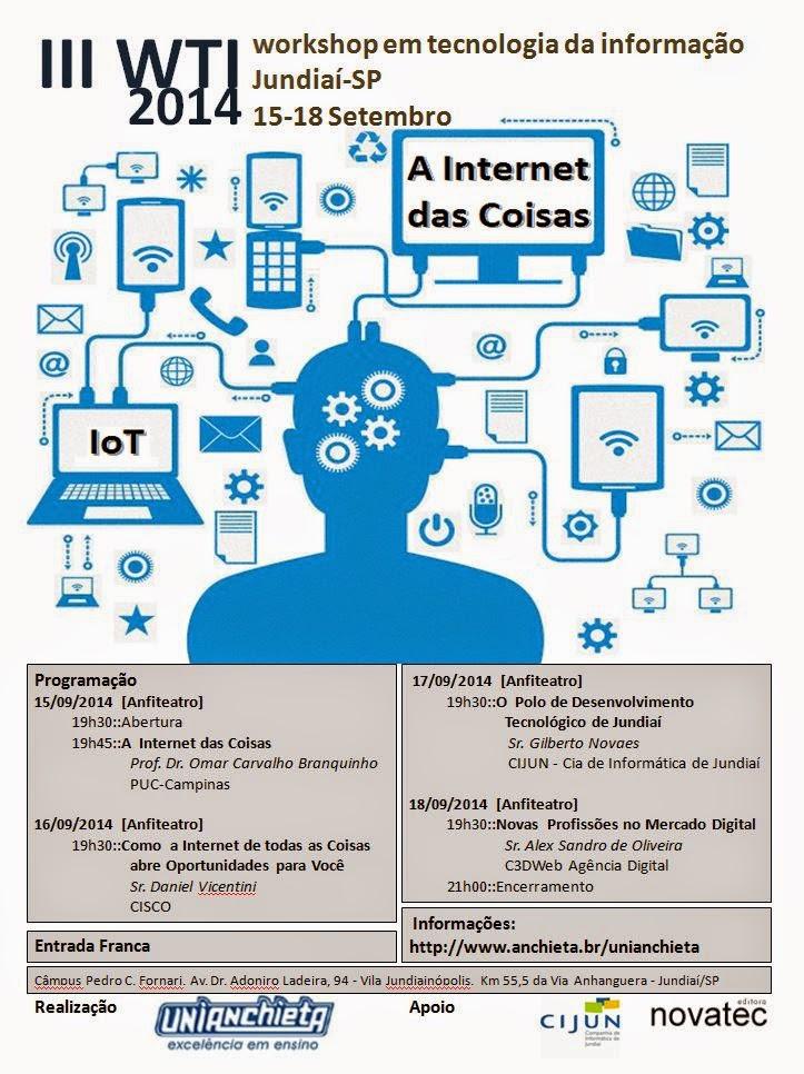 III Workshop em Tecnologia da Informação