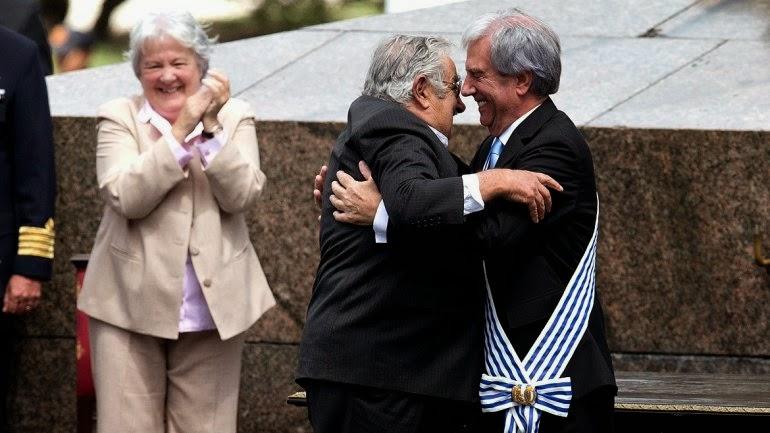 el nuevo presidente de uruguay