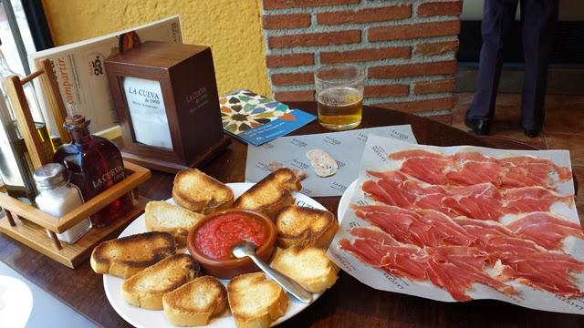 Granada  Restaurante  La Cueva 1900