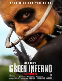 The Green Inferno (Caníbales) (2014)