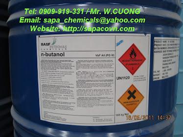 n-butanol - BASF
