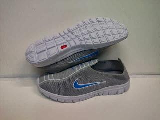 Nike Running Slop Women Abu atau Gray
