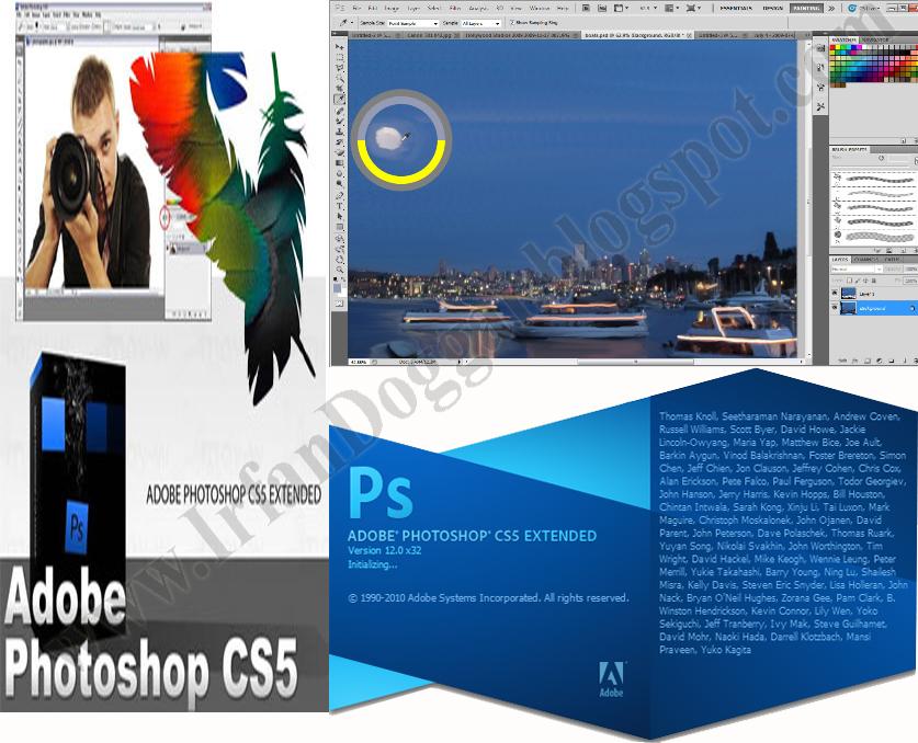 Adobe photoshop cs5 for windows 7 with crack