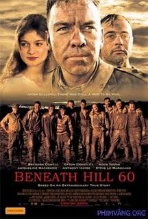 Bên Dưới Ngọn Đồi 60 - Beneath Hill 60 (2010)