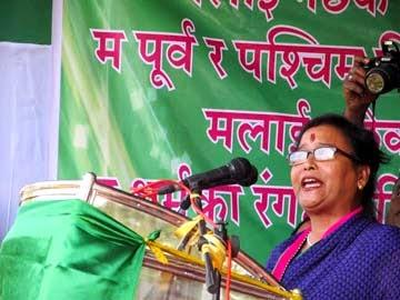 GNLF leader Tshering Dahal joins GJMM