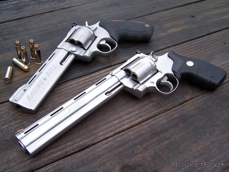 44 Magnum raging....44 Magnum