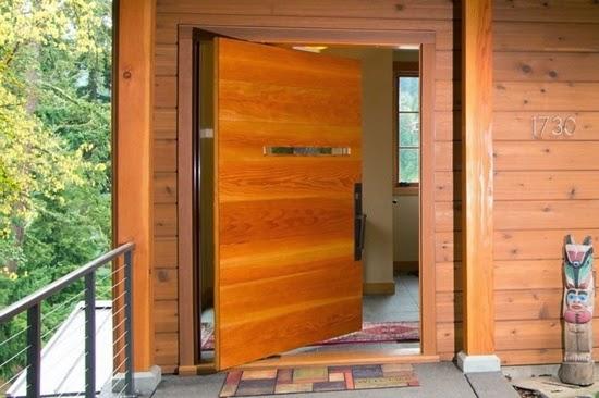 Ide Pintu Rumah Minimalis