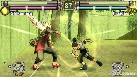 download naruto shippuden ultimate ninja heroes 1 psp