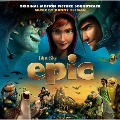 Danny elfman movie song for Epic house music