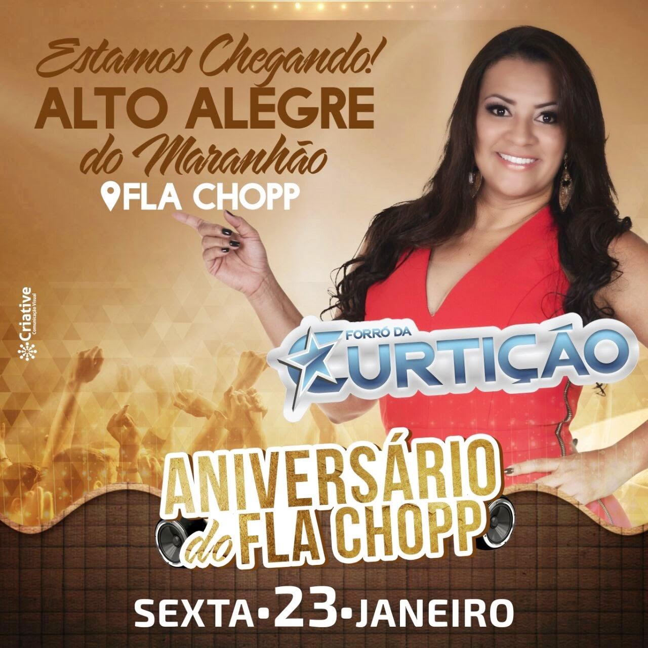 Em Alto Alegre do Maranhão dia 23 de Janeiro