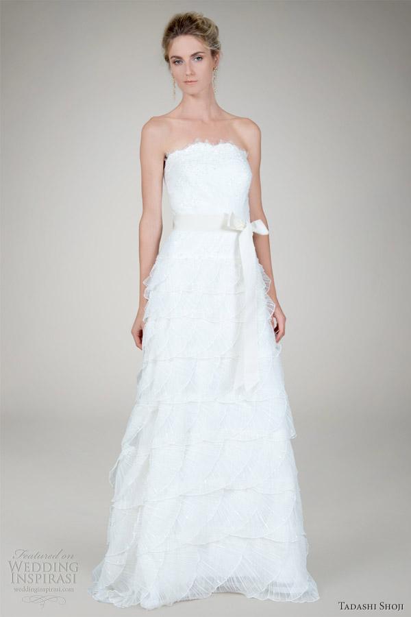 honey buy tadashi shoji 2012 wedding dresses