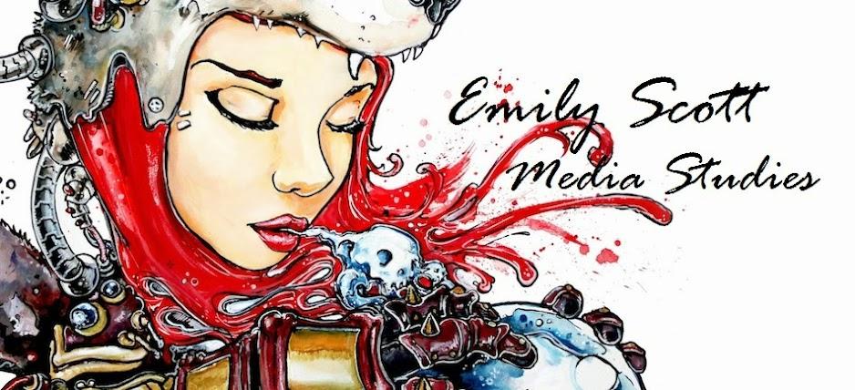 Emily Scott - Media Blog