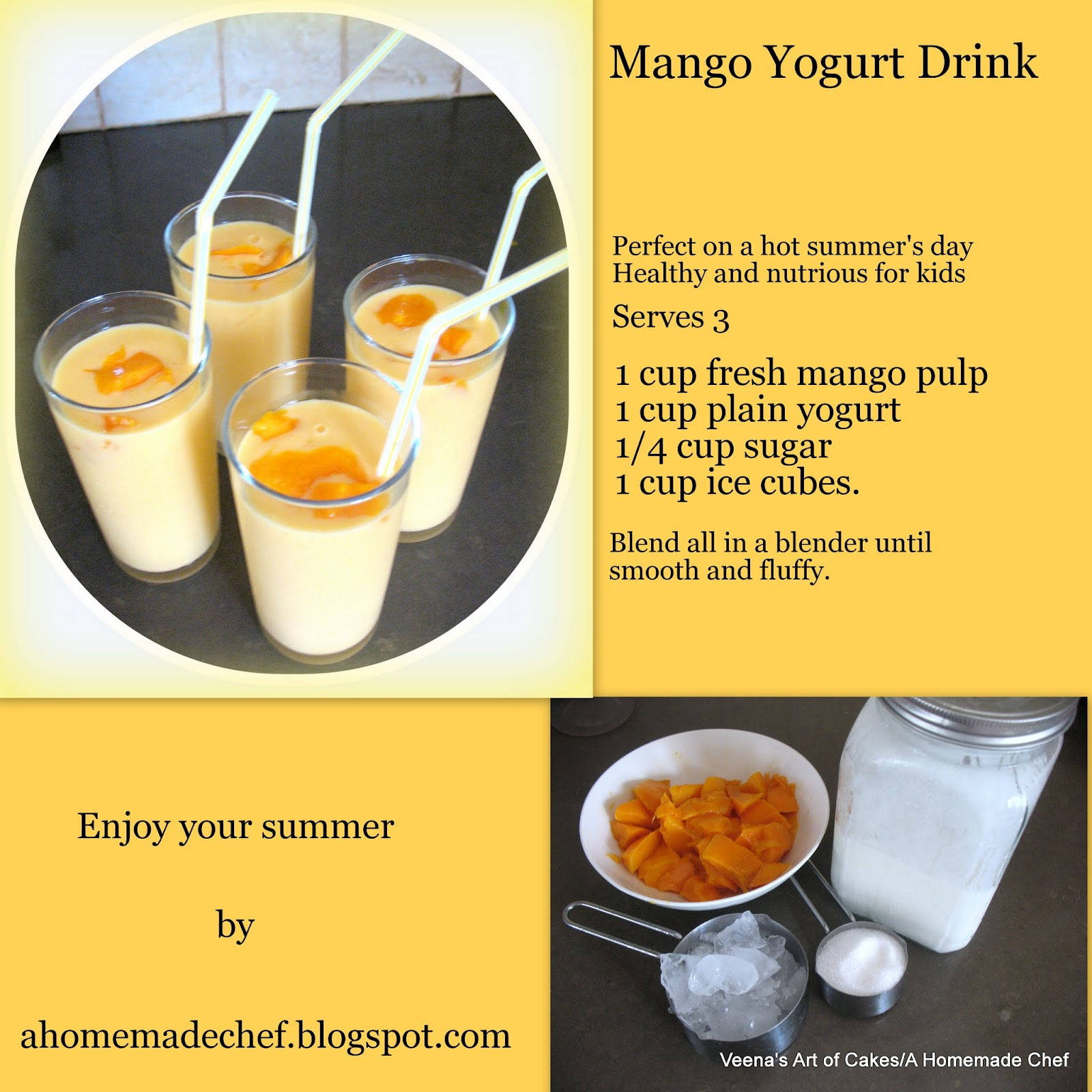 Mango+Yogurt+Drink mango fruit 2 indian beverages drinks