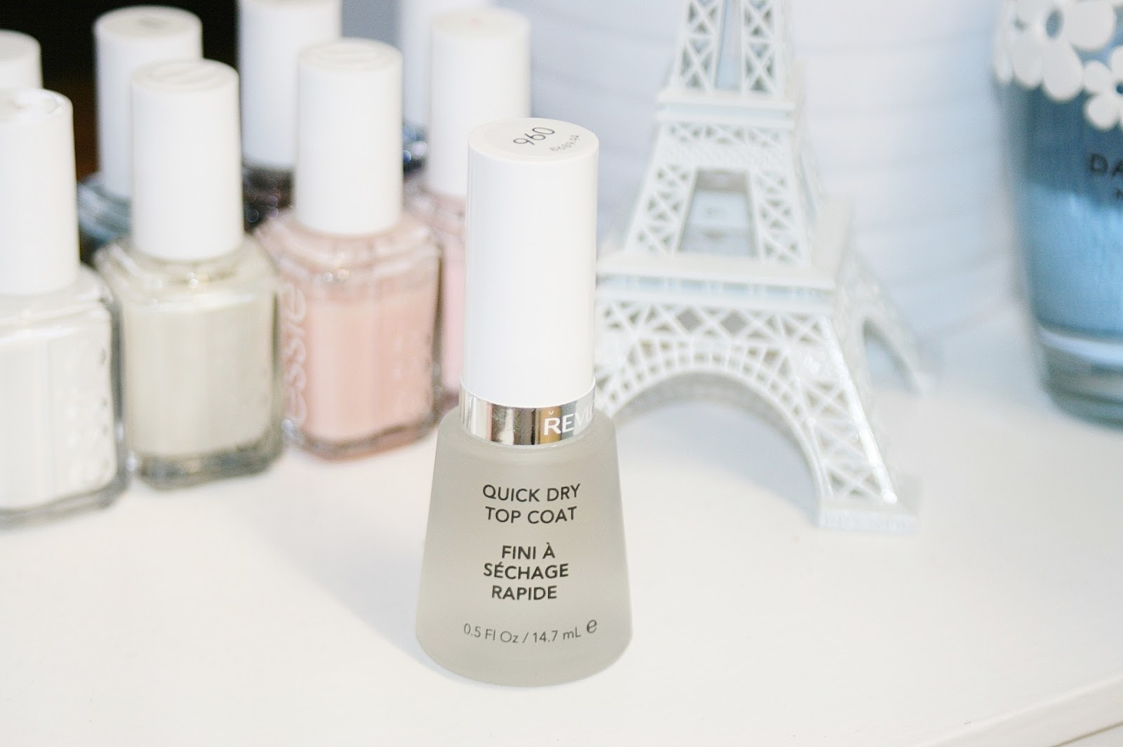 Katherine Penney Chic Nail Polish Top Coat Review